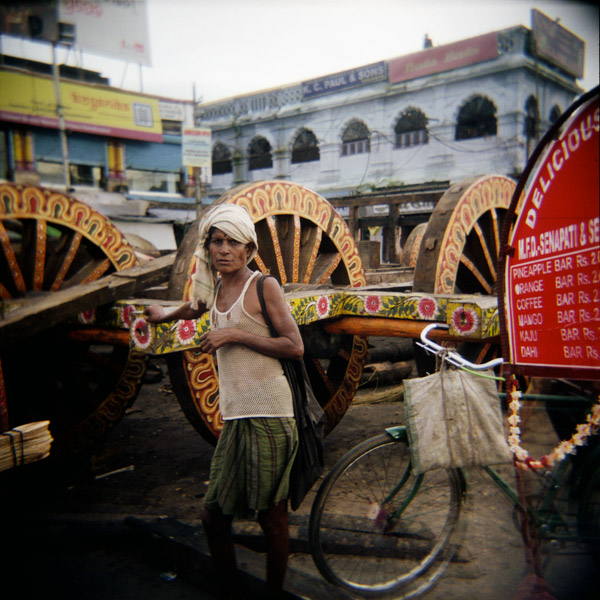 09-INDIA. Puri (Orissa), carri