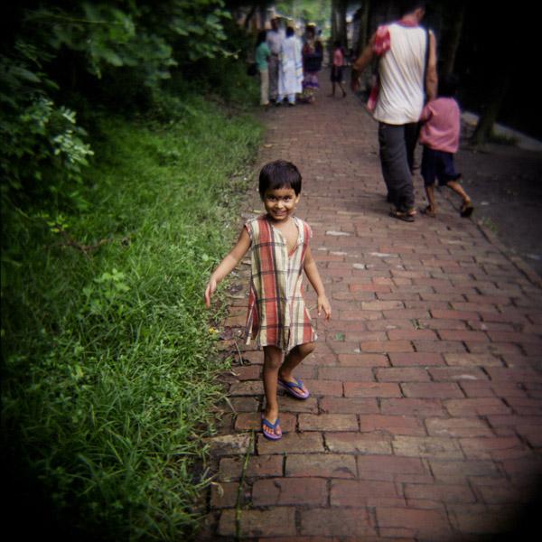14-INDIA.Bisharpara village